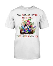 GO TO POT Classic T-Shirt front