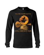 Hippie Hotel California Lyrics Long Sleeve Tee thumbnail