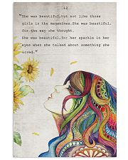 SHE WAS BEAUTIFUL 11x17 Poster front