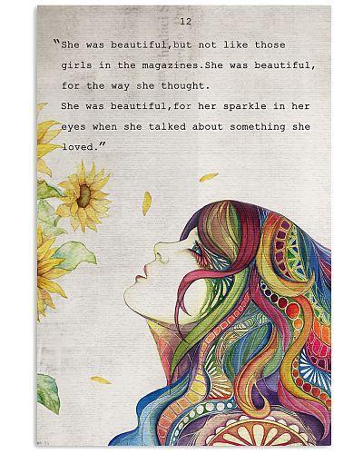 SHE WAS BEAUTIFUL
