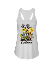 IN A WORLD FULL OF ROSES Ladies Flowy Tank thumbnail