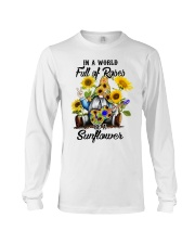 IN A WORLD FULL OF ROSES Long Sleeve Tee thumbnail