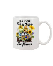 IN A WORLD FULL OF ROSES Mug thumbnail