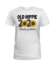 OLD HIPPE Ladies T-Shirt thumbnail