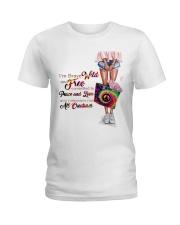 IM BRAVE WILD Ladies T-Shirt thumbnail