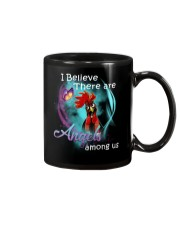 I BELIEVE THERE ARE ANGLES AMONG US Mug thumbnail