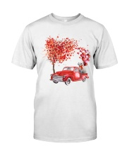 Valentine's Day is coming Classic T-Shirt front