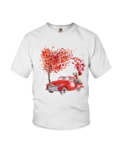 Valentine's Day is coming Youth T-Shirt thumbnail