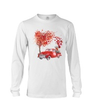 Valentine's Day is coming Long Sleeve Tee thumbnail