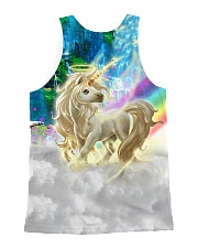 LIMITED EDITION All-over Unisex Tank back