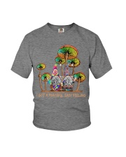 I GOT A PEACEFUL EASY FEELING Youth T-Shirt thumbnail