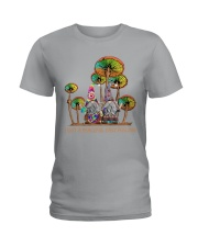 I GOT A PEACEFUL EASY FEELING Ladies T-Shirt tile