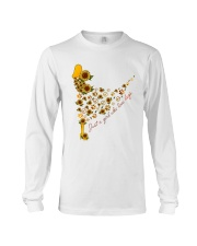 JUST A GIRL WHO LOVE DOGS Long Sleeve Tee thumbnail