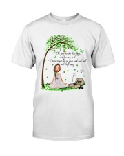 BUDDHISM Classic T-Shirt front