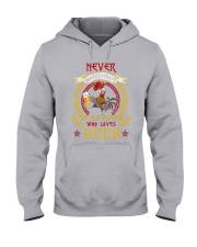 WHO LOVES BEER Hooded Sweatshirt thumbnail