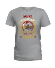 WHO LOVES BEER Ladies T-Shirt thumbnail