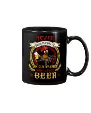 WHO LOVES BEER Mug thumbnail