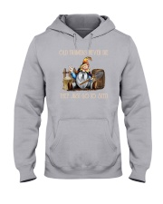 THEY JUST GO TO SEED Hooded Sweatshirt thumbnail