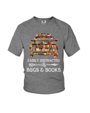 BUGS BOOKS Youth T-Shirt tile