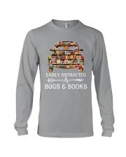 BUGS BOOKS Long Sleeve Tee thumbnail