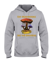EAT MUSHROOMS Hooded Sweatshirt thumbnail