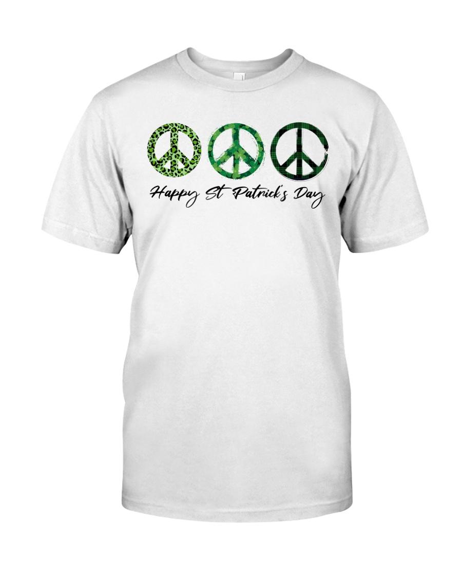 HAPPY ST PATNICKS DAY Classic T-Shirt