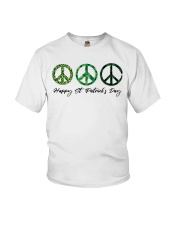 HAPPY ST PATNICKS DAY Youth T-Shirt tile
