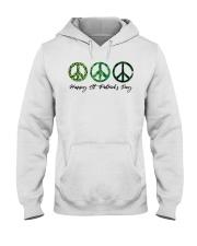 HAPPY ST PATNICKS DAY Hooded Sweatshirt thumbnail