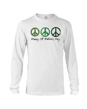 HAPPY ST PATNICKS DAY Long Sleeve Tee tile