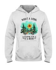 WHAT A LONG Hooded Sweatshirt thumbnail