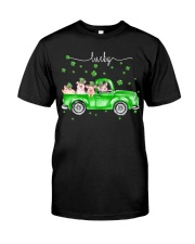 LUCKY PIG Classic T-Shirt front