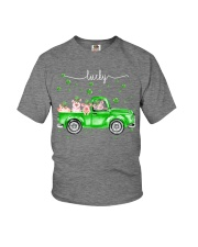 LUCKY PIG Youth T-Shirt thumbnail