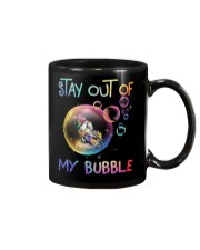 STAY OUT OF MY BUBBLE Mug thumbnail