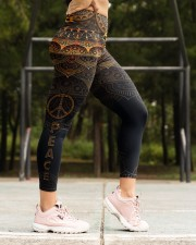 Peace Legging High Waist Leggings aos-high-waist-leggings-lifestyle-16