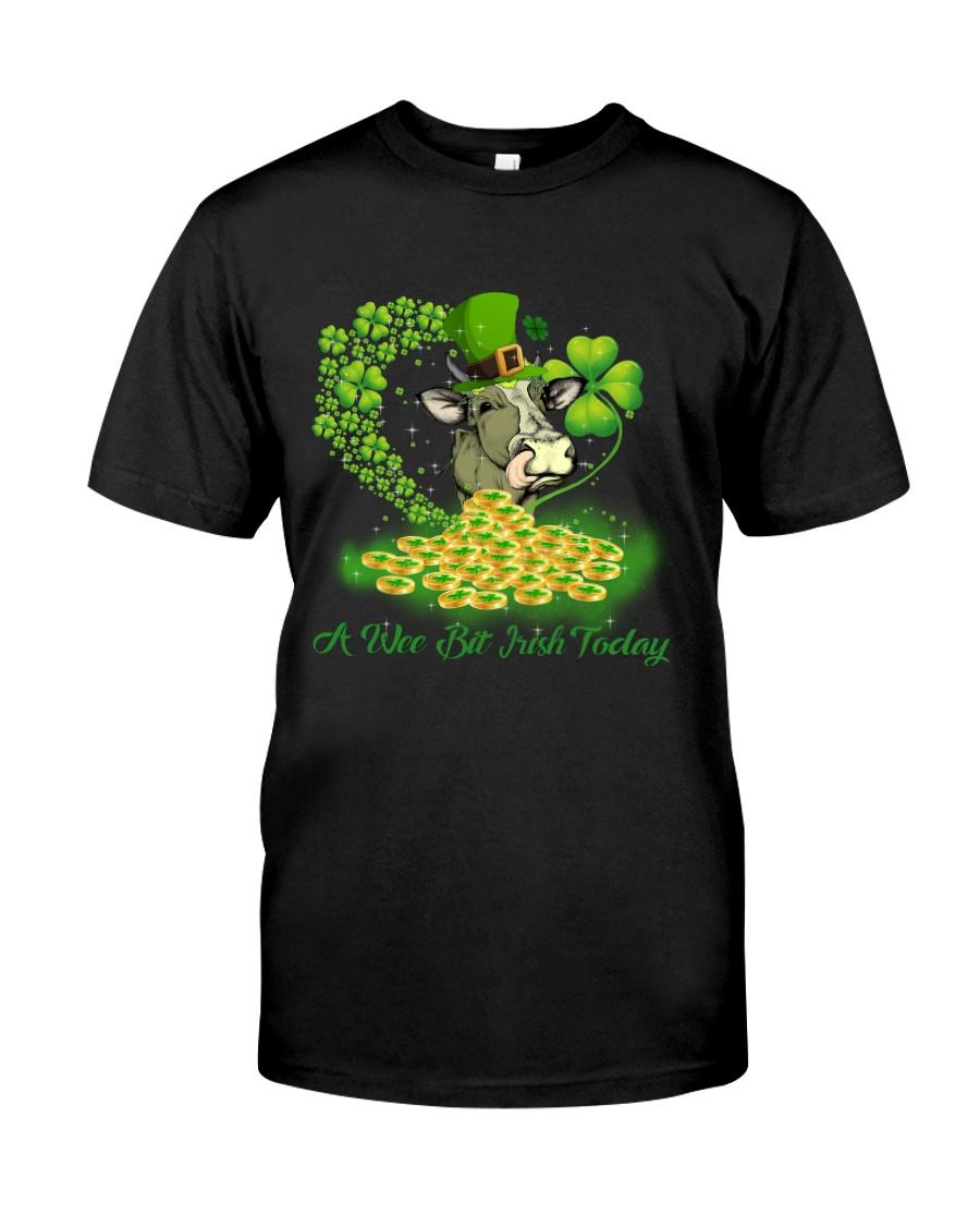 A WEE BIT JRISH TODAY Classic T-Shirt