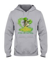 A WEE BIT JRISH TODAY Hooded Sweatshirt thumbnail