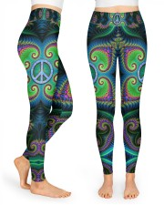 Peace Legging High Waist Leggings front