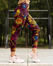 Sun Peace Legging High Waist Leggings aos-high-waist-leggings-lifestyle-16