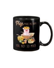 PIGS MAKE ME HAPPY Mug thumbnail