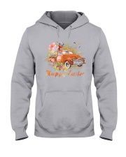 HAPPY EASTER Hooded Sweatshirt thumbnail