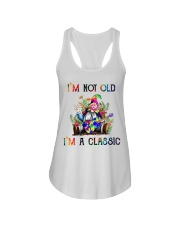 I AM NOT OLD I AM A CLASSIC Ladies Flowy Tank thumbnail