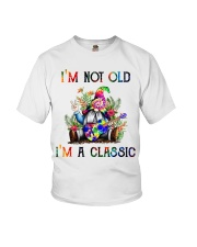 I AM NOT OLD I AM A CLASSIC Youth T-Shirt thumbnail