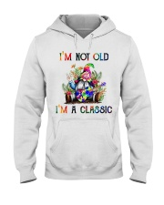I AM NOT OLD I AM A CLASSIC Hooded Sweatshirt thumbnail