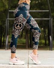 Peace Legging High Waist Leggings aos-high-waist-leggings-lifestyle-16