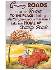 COUNTRY ROADS 11x17 Poster front