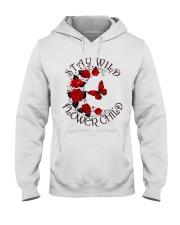 STAY WILD FLOWER CHILD Hooded Sweatshirt thumbnail