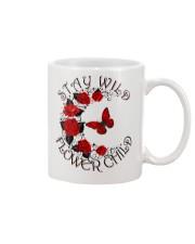 STAY WILD FLOWER CHILD Mug thumbnail