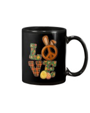 LOVE PEACE Mug tile