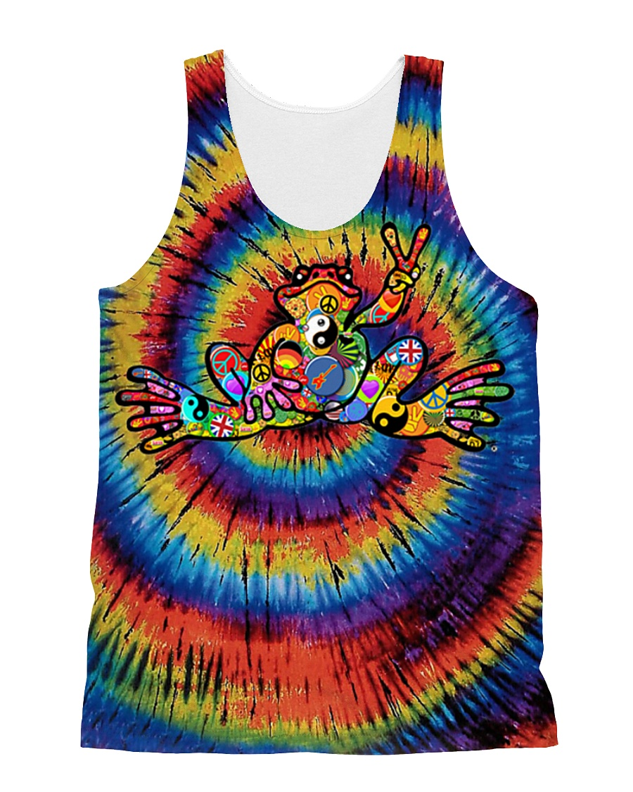 Limited Edition All-over Unisex Tank