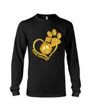 PEACE LOVE DOG Long Sleeve Tee thumbnail